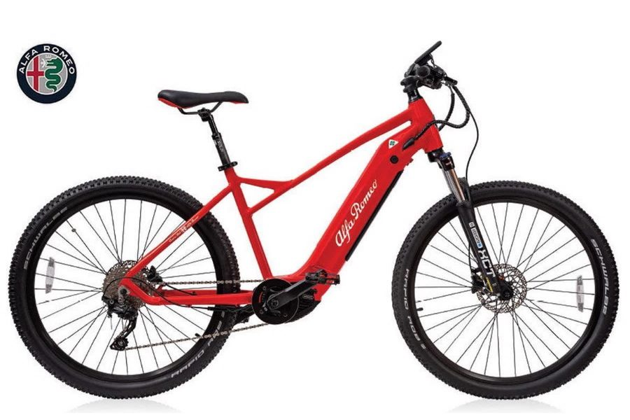 e mountainbike