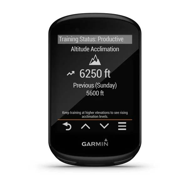 Garmin 830 plus Test
